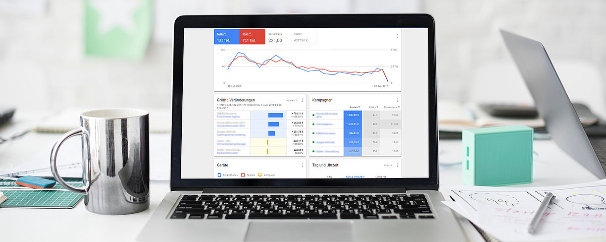 Das neue AdWords-Interface